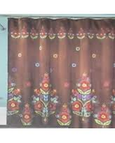 Cynthia Rowley Curtain Amazing Deal On Cynthia Rowley Shower Curtain Clover Medallion