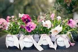 Flower Favors by Wedding Favors Flowers Wedding Corners