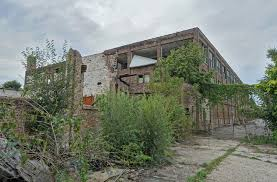 abandoned places in indiana industrial ruins of south bend indiana
