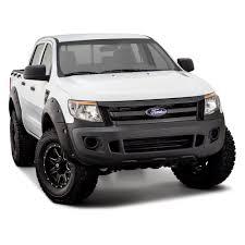 Ford Ranger Truck Accessories - bushwacker ford ranger t6 body code 2012 2015 pocket style