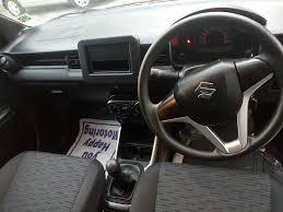 Suzuki Ignis Interior Maruti Suzuki Ignis Sigma Features Images And Design Review