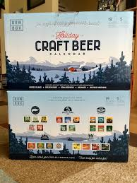 brwbox holiday craft beer calendar u2013 a beer drinkers advent calendar