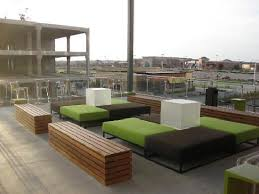outdoor sitting outdoor seating on the covered deck picture of aloft leawood
