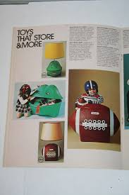 Little Tykes Toy Box 1976 Little Tikes Catalog Parry Game Preserve