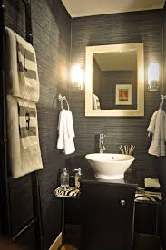 Half Bathroom Decor Ideas Beechwood Half Bath Modern Bathroom Atlanta By Epic Bathroom