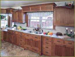 Kitchens With Hickory Cabinets Beautiful Hickory Cabinets Interesting Menards Unfinished Kitchen