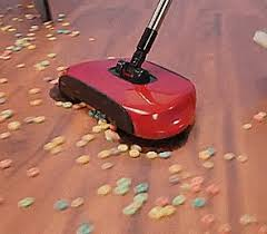 roto sweep floor sweeper rotating brushes unique gifts
