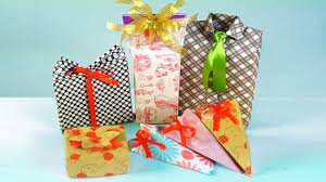 5 diy gift wrapping ideas diy projects for presents youtube