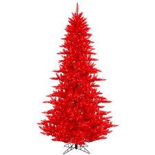vickerman 7 5 fir artificial tree with 750 mini
