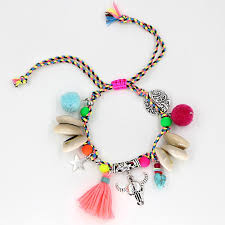 handmade bracelet charms images Wholesale woman 39 s bracelets bohemian jewelry summer colorful jpg
