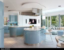 turquoise kitchen island curved kitchen islands that will the show
