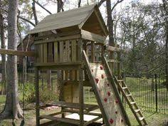 Backyard Swing Set Plans by Wooden Playset With Monkey Bars Platform And Slide Diy