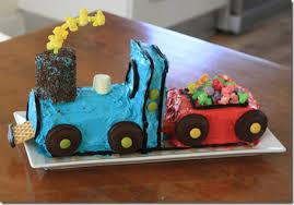 choo choo train cake cook clean craft