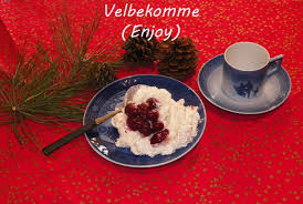 scandinavian today cooking show danish christmas rice pudding