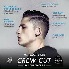 tight clean hairstyles 1975 men hairstyle the side part crew cut men haircuts pinterest
