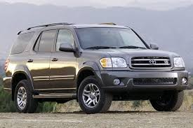 2005 toyota sequoia limited specs 2004 toyota sequoia overview cars com