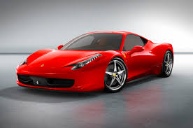 ferrari back view luxury car rental app luxnow delivers ferraris and more to your door