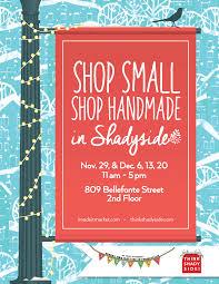 sip and shop invitation shop small shop handmade in shadyside think shadyside