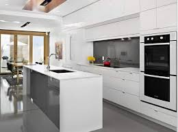 Modern Kitchen With White Appliances Beautiful Modern Kitchen With White Appliances Photos Hgtv Home