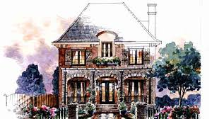 french country cottage plans french country house plans southern living house plans
