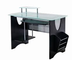 techni mobili black glass corner desk techni mobili hip black glass corner computer desk home design ideas