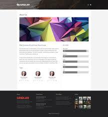 gridler masonry blog u0026 portfolio wordpress theme by avathemes