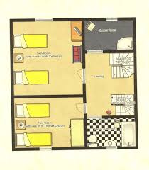 Wells Cathedral Floor Plan Cathedral View Luxurious Self Catering Town House In Historic
