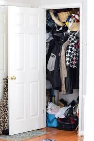 how to organize your coat closet in 15 minutes casa watkins living