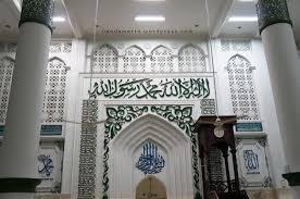 design masjid indah masjid berdesain indah di pekanbaru liandamarta com
