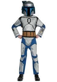 Star Wars Halloween Costumes Child Jango Fett Costume Kids Star Wars Halloween Costume