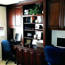 Custom Desks For Home Office Built In Desk Bookcase Cyberplant Info