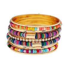 bracelet style vintage images Pulseras 2017 fashion bohemian style retro beads braid big gold jpg