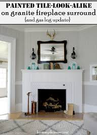 how to update a fireplace binhminh decoration