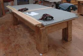 build a pool table dorset custom furniture a woodworkers photo journal build your