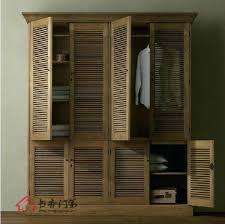 armoire de chambre à coucher armoire penderie chambre armoire avec des portes miroir