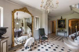 French Interior by Château De Madame Du Barry à Louveciennes French Interiors I