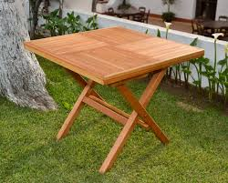 4ft square folding table square wooden folding table with two folding chairs