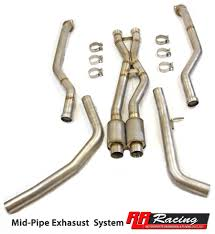 exhaust system rr racing tip upgrade for borla exhaust system for lexus is f