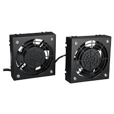 Master Flow Power Roof Ventilators Amazon Com Tripp Lite Wall Mount Roof Fan Kit 2 High Performance