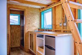 bunk tiny house a unique modern tiny house design