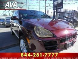 used porsche cayenne los angeles used porsche cayenne in los angeles ca auto com