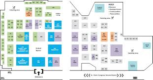 floor plan world water congress u0026 exhibition 2016