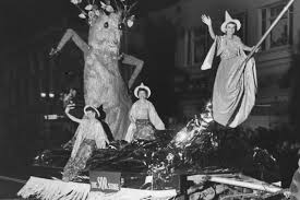 pretty halloween pictures disneyland and the 1953 halloween festival disney history institute