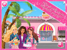 4 barbie games android