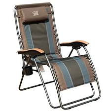 timber ridge zero gravity chair with side table amazon com timber ridge zero gravity patio lounge chair oversize