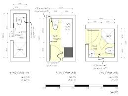 Bathroom Design Floor Plan by Good Looking Small Bathroom Floor Plans With Corner Shower Small