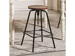 Magnolia Home Furniture Magnolia Home By Joanna Gaines Accent Elements Round Stool With