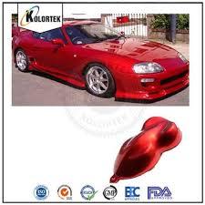 kolortek candy car paint colors factory sale car coating pigments