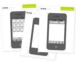 zurb iphone omnigraffle stencils u0026 sketchsheets playground from zurb