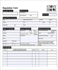 Purchase Request Form Template Excel 22 Requisition Forms In Doc